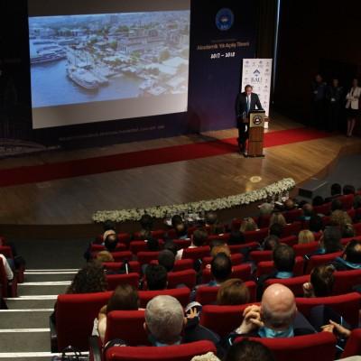 BAU 2017 – 2018 Academic Year Has Opened